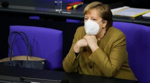 Almanya'da, Merkel'in partisi iki eyalette yapılan seçimleri kaybetti