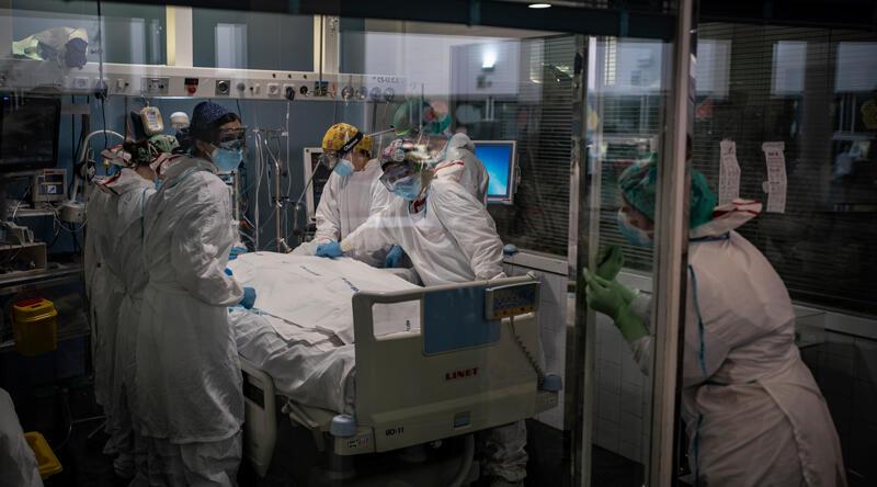 Dünya genelinde COVID-19 vaka sayısı 120 milyonu geçti