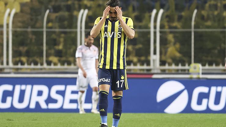 Fenerbahçeye 15 maç sonra büyük şok!