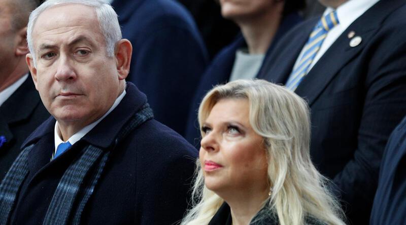 İsrail bu iddiayı konuşuyor: Sara Netanyahu ülke yönetiminde geniş yetkisahibi