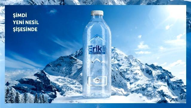 Erikli yeni nesil Premium şişesinde
