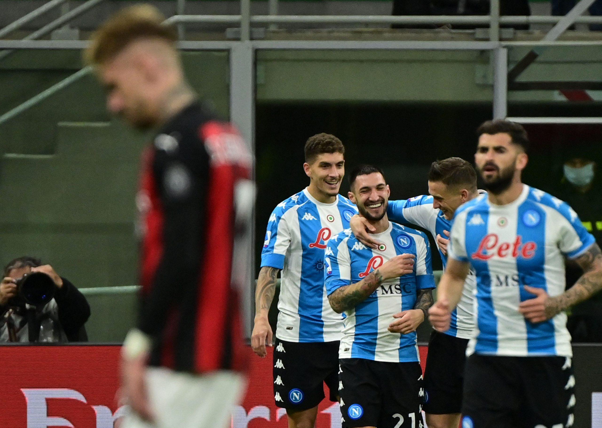 ÖZET | Milan – Napoli maç sonucu: 0-1