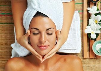 Yüz masajının olumlu etkileri